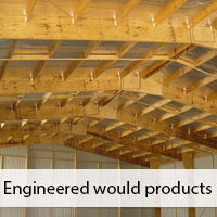 Engineered would products