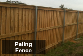 Paling Fence