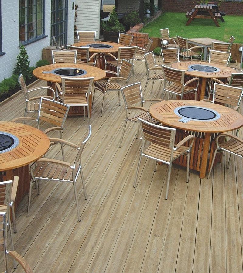 Introducing millboard decking carrolls wholesale timber for Millwood hardwood flooring