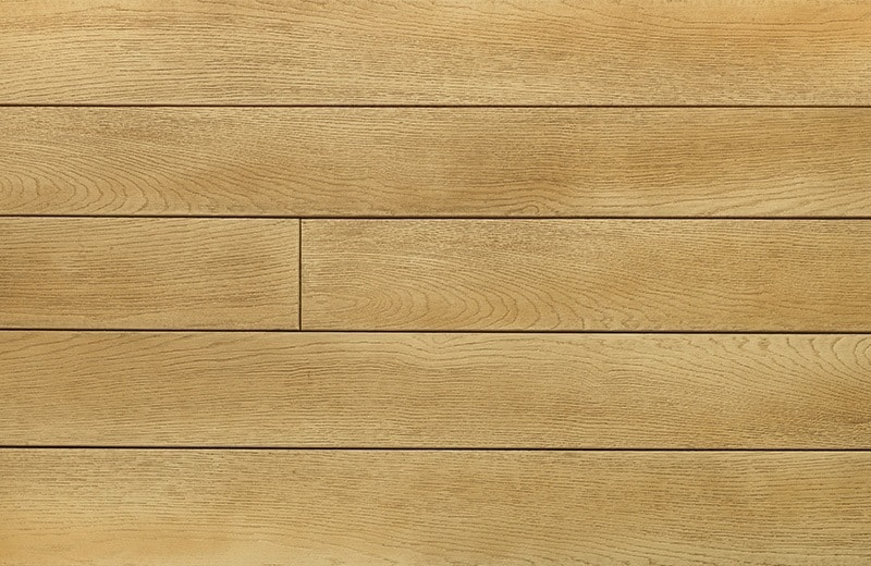 Millboard Enhanced Grain Decking Is Molded From Prime Oak