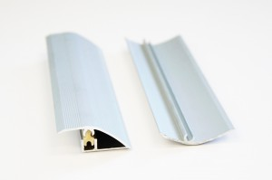 Ramp Reducer Kit with base Silver