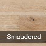 Smoudered