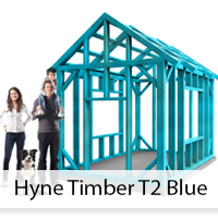 Hyne Timber T2 Blue
