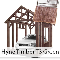 Hyne Timber T3 Green