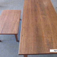 Aged Blackbutt Tables
