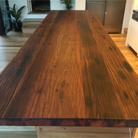 Aged Ironbark bench top