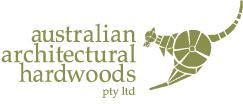 Australian Architectural Hardwoods logo