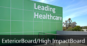 ExteriorBoard High ImpactBoard