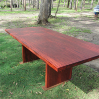 Forest Redgum table