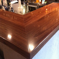 Spotted Gum Benchtop