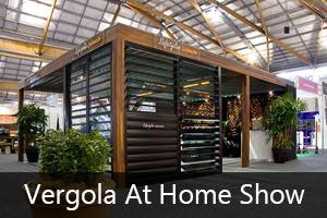 Vergola At Home Show