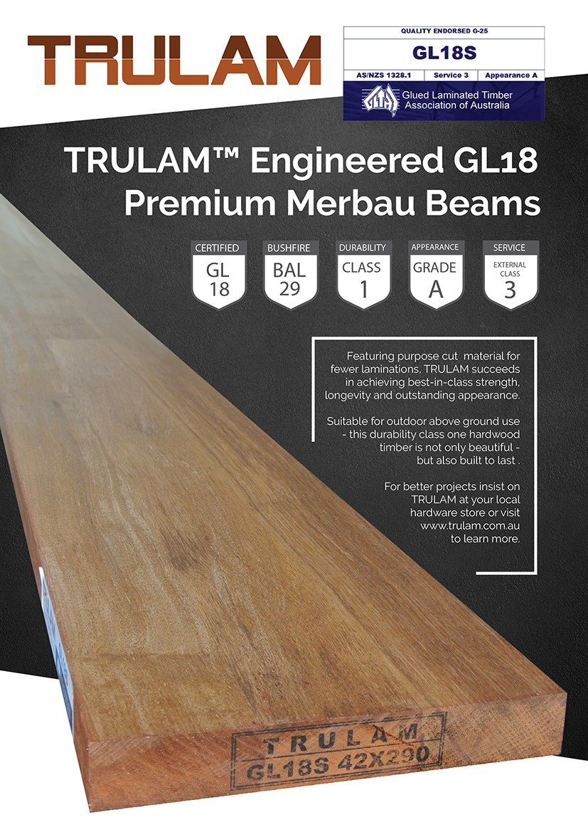 Trulam Gl18 Carrolls Wholesale Timber