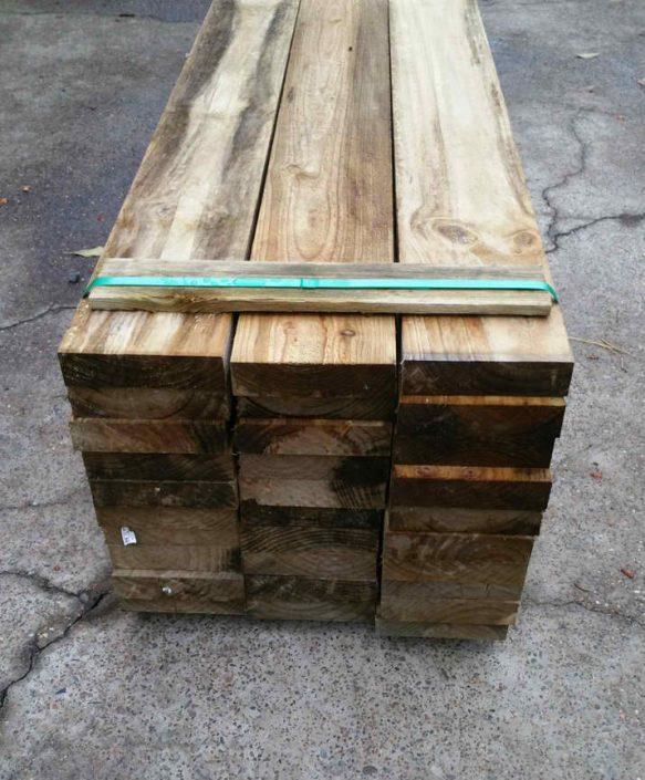 Treated Pine Sleepers Carrolls Wholesale Timber